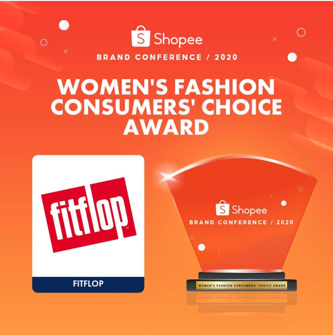Shopee Women's Fashion Consumers' Choice Award